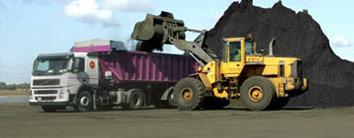 transport węgla frewex